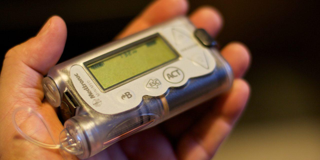 Leczenie za pomocą pompy insulinowej